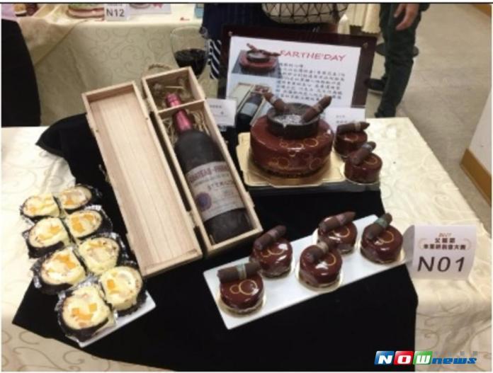 2017父親節米蛋糕創意大賽 北區冠軍今出爐