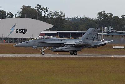 軍武》澳洲EA-18G交機完畢 美國<b>圍堵</b>大陸添助手