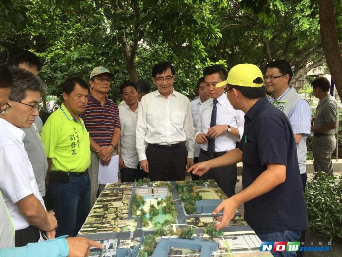 林智堅拚建設 中央部會紛紛參訪竹市借鏡
