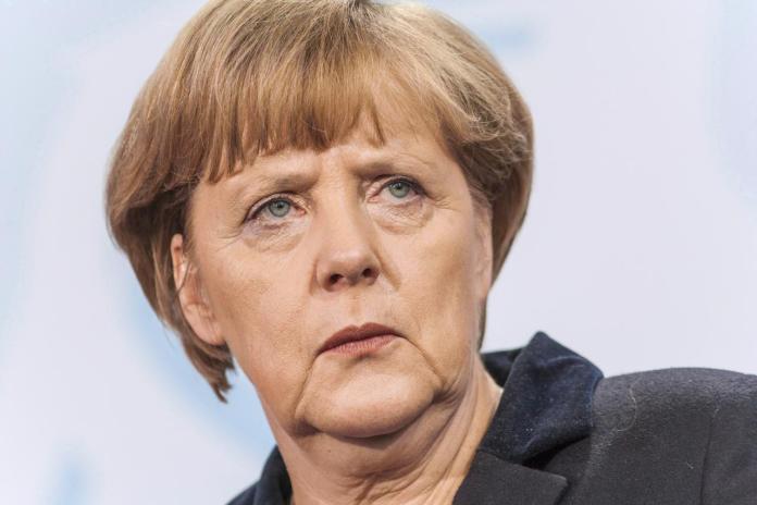 ▲德國總理梅克爾。(圖/翻攝自usdefensewatch.com)