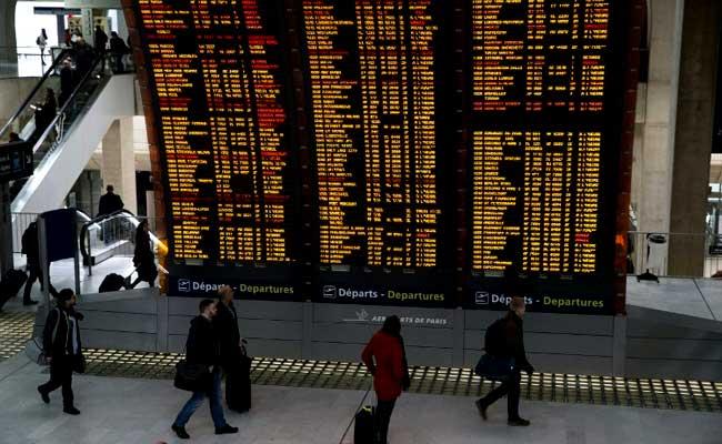 有人擅闖<b>禁區</b> 法國戴高樂機場疏散兩千人