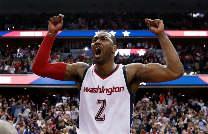 NBA/在聚會中比出幫派手勢 巫師主控「牆哥」道歉了