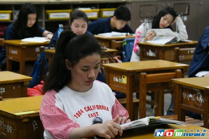 高中免試入學錄取率98.81%創新高 缺額5.8萬名