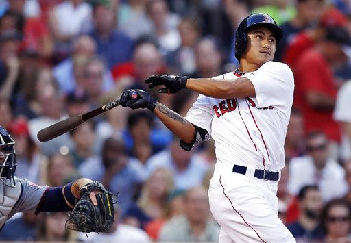 MLB/林子偉首次<b>猛打賞</b> 紅襪痛宰藍鳥