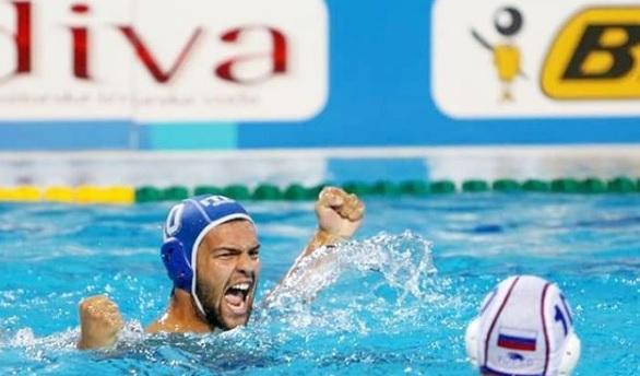 ▲義大利隊Edoardo Manzi進球振臂高呼。(圖/翻攝自Edoardo Manzi個人IG)