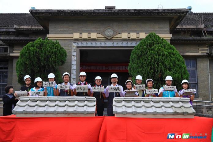 台中「帝國<b>糖廠</b>」進行修復 107年底完工