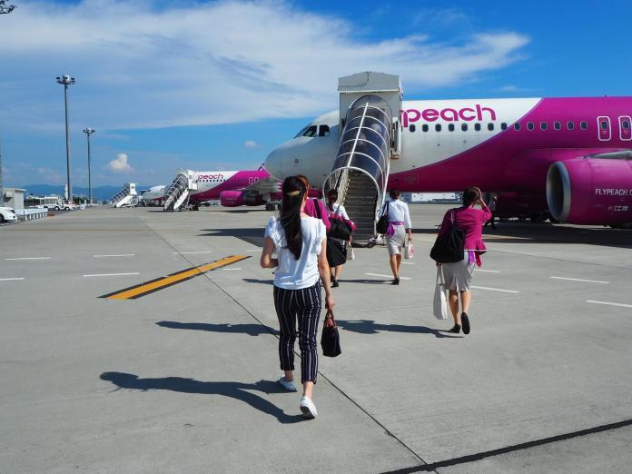 ▲樂桃航空推出600元驚喜促銷,最便宜的沖繩航線來回含稅價只要1,700元,比從台北去墾丁玩還便宜。(圖/樂桃航空)