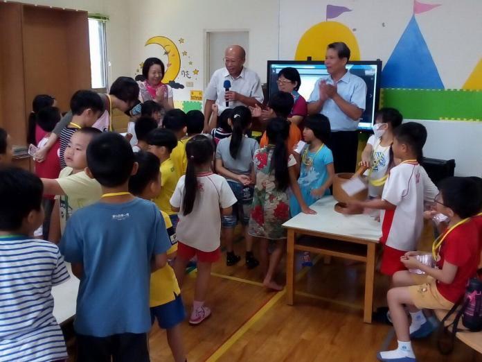 中市暑期客家<b>小學堂</b> 多所幼兒園開課