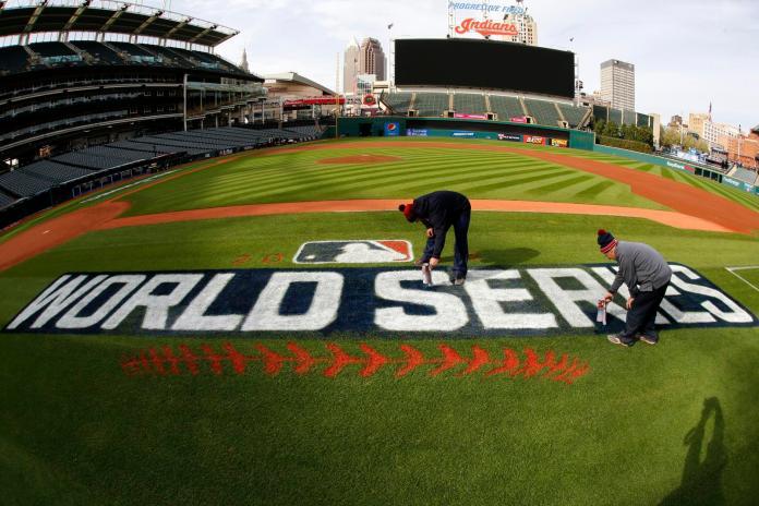 MLB/季後賽賽程出爐 世界大賽10月25日開始