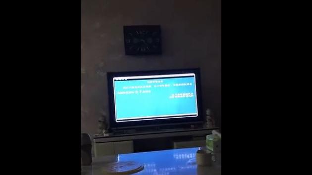 影/地震前40多秒 四川電視台切斷節目提醒逃生