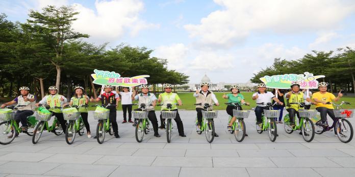 T-Bike滿周年 使用量破35萬人次