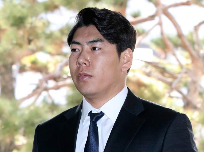 ▲姜正浩還在苦苦等待美國工作簽證。(圖/美聯社/達志影像)