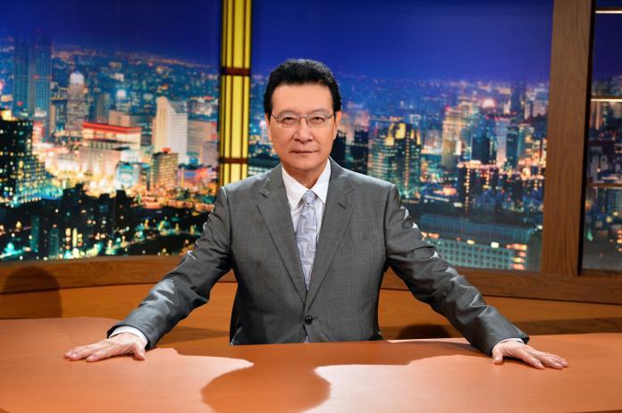 ▲趙少康再開新節目,「一對一」交鋒政壇大咖。(圖/TVBS提供,2015.09.24)