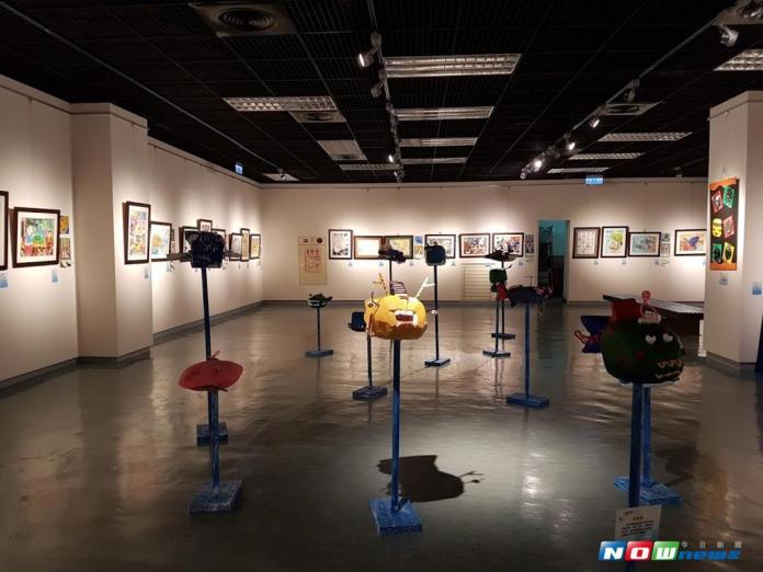 宜蘭藝術遨翔計畫 提供展覽舞台