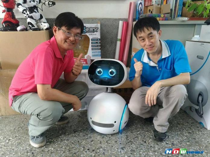 影/推動平民化機器人教育 讓孩子都參與