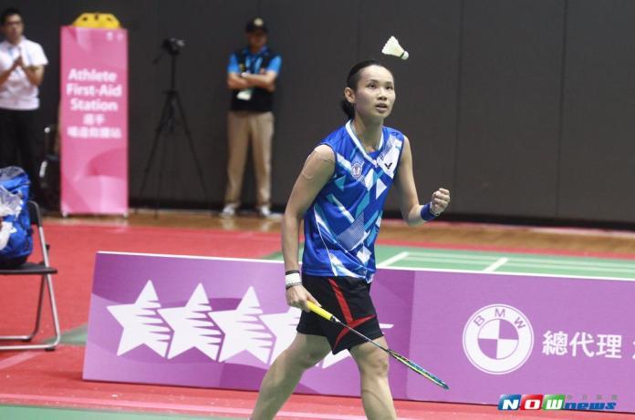 羽球/韓羽賽籤表出爐 戴資穎首戰對台北公開賽冠軍