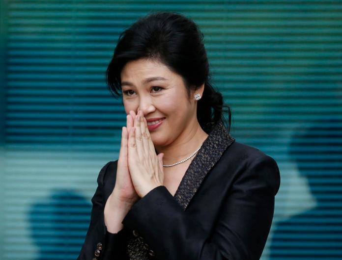 泰總理披露:前總理盈拉已逃往杜拜