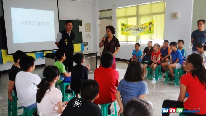 網購安全宣導 臺西警從校園開始