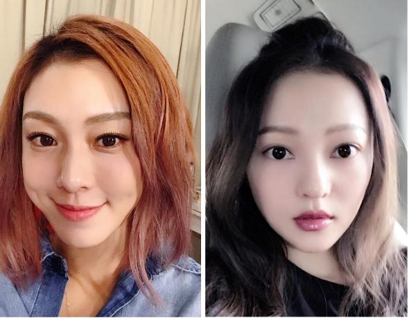▲范瑋琪(左)、張韶涵不合一事,再度被炒熱。(圖/翻攝自臉書,2017.09.27)