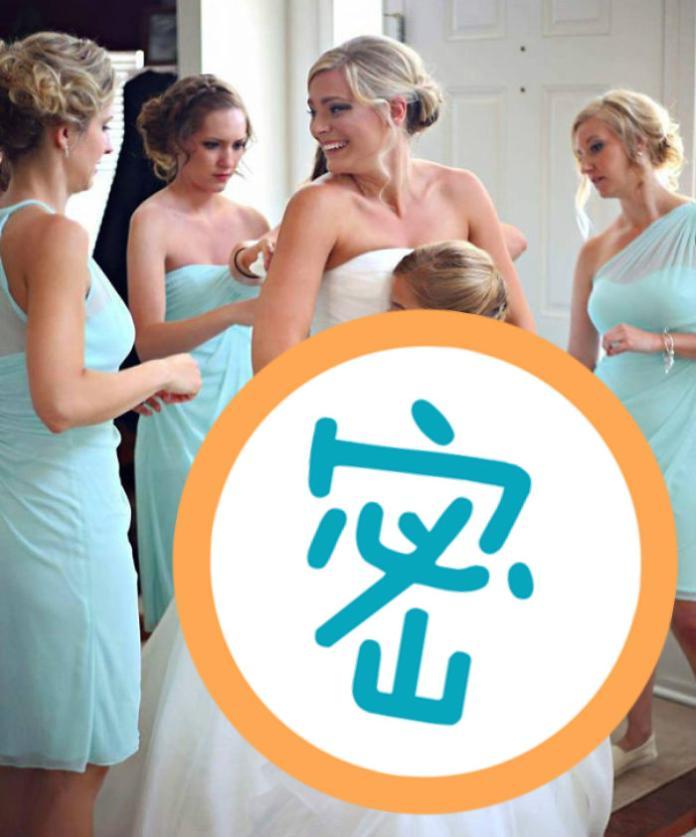笑翻 這些小孩竟然在婚禮這樣做