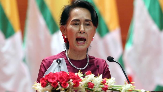 緬甸疑爆軍方政變!翁山蘇姬、總統被捕 國營電台斷訊