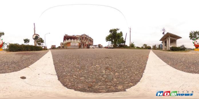 ▲金門觀音寺是全台唯一碉堡上的寺廟。(圖/金門大學吳佳駿博士提供 , 2017.09 17)