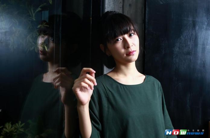 專訪/演藝菜鳥老擋鏡頭 江宜蓉不奢望得獎