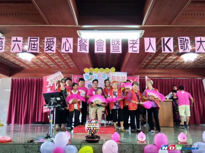影/華山基金會「老人K歌」<b>總決賽</b> 樂齡中秋亮起來