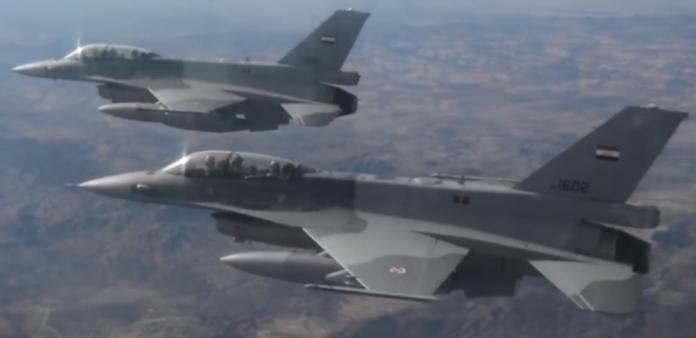 軍武》F-16在美國<b>亞利桑那</b>墜毀 伊拉克飛官身亡