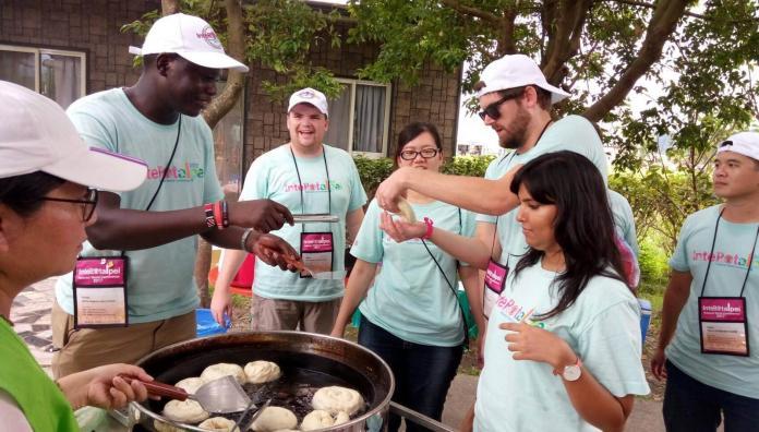 國際扶青團參訪宜蘭 體驗在地生活