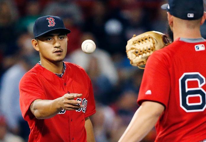 MLB/林子偉優秀 紅襪總裁:但我們需要另一種<b>三壘手</b>