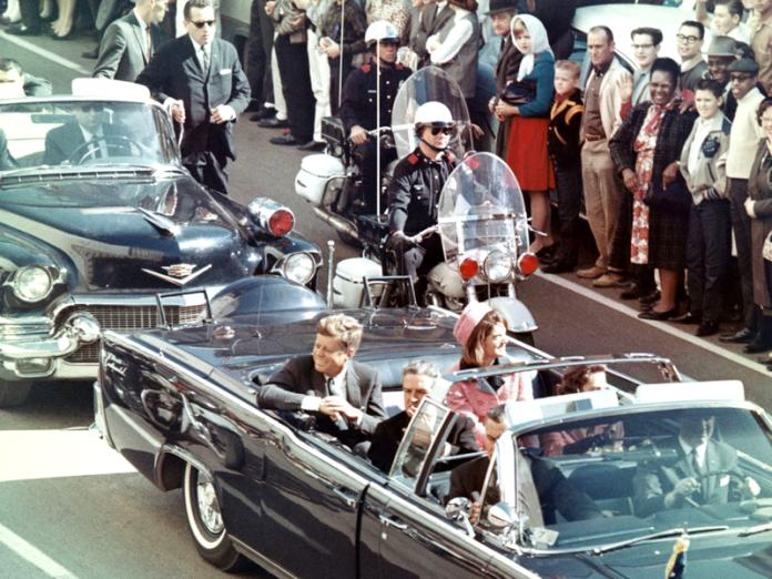 甘迺迪遇刺機密文件 川普因安全理由暫緩公布