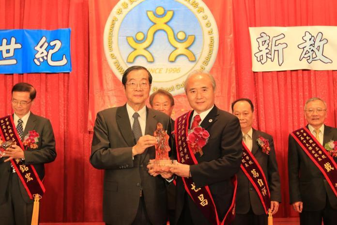 總統府提名考試院長黃榮村、副院長周弘憲