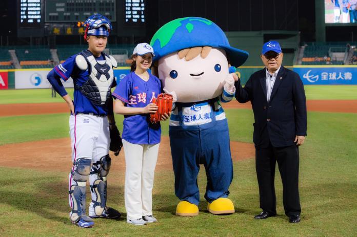 ▲舉辦棒球主題日,揪同仁為中華隊加油。(圖/公關照片)