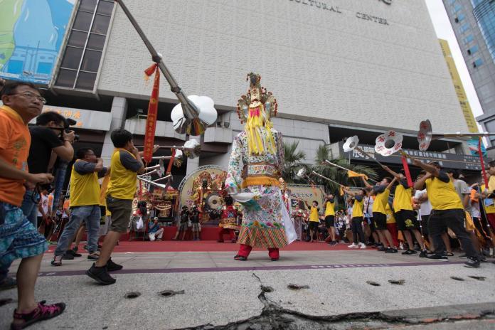 護國城隍廟<b>安座</b>200年 全台城隍齊聚揭雞籠文化祭