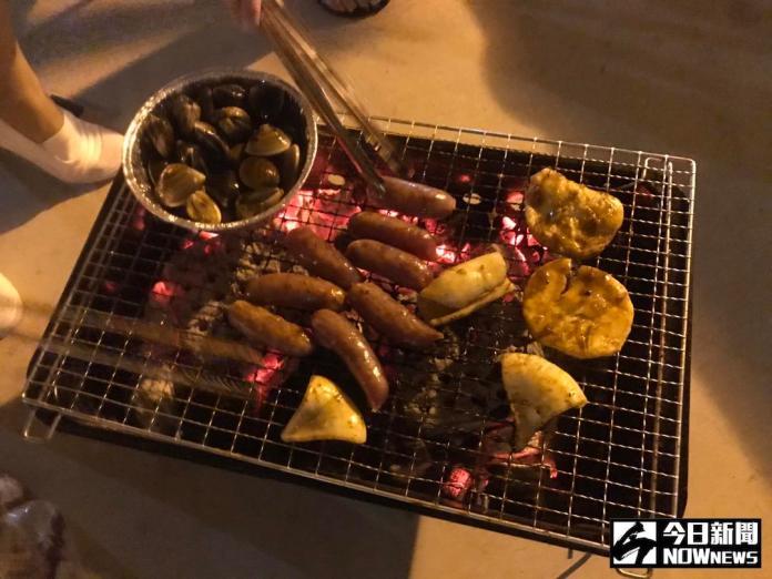 ▲中秋烤肉成全民運動,是近8成上班族過節重點。(圖/記者顏真真攝,2017.10.03)