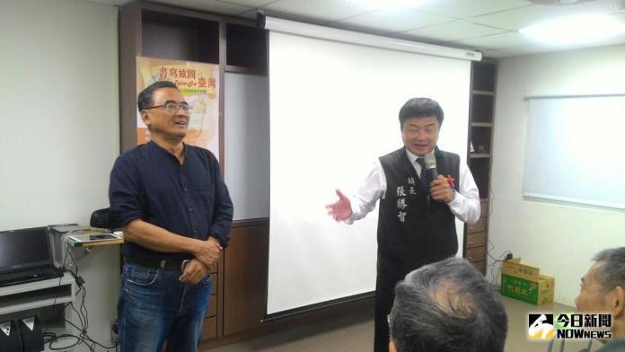 看見台灣的閱讀旅程 雲林輕旅行講座