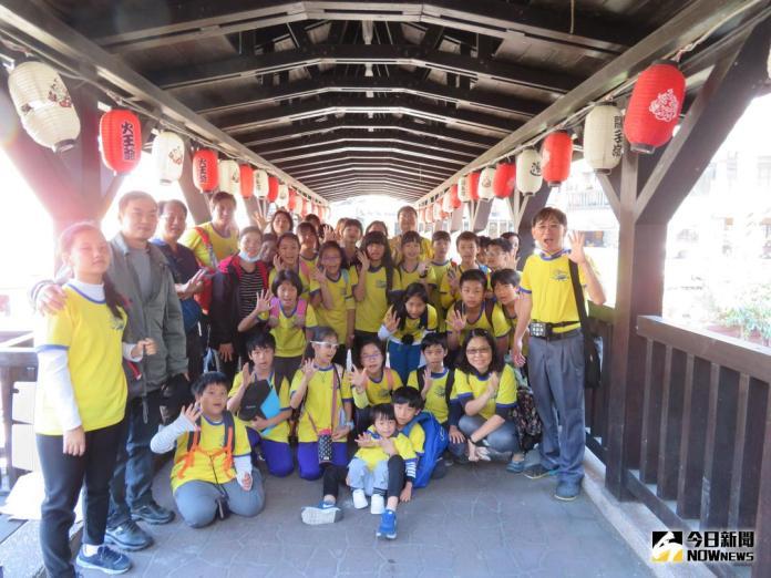 彩虹斑馬志工隊學童關子嶺溫泉旅館見習 看見不同視野