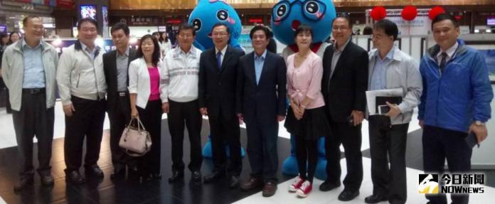 珍惜水資源 台灣自來水公司「節約用水映像展」