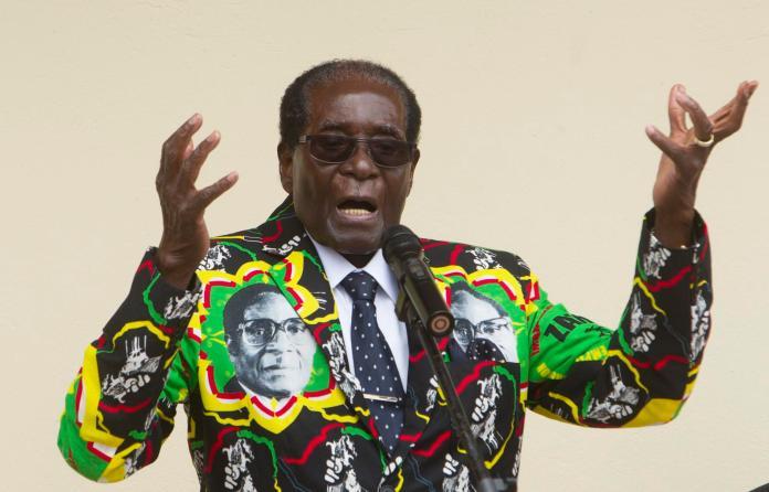 <b>辛巴威</b>總統下台「資遣費」3億 還有終生俸每月450萬