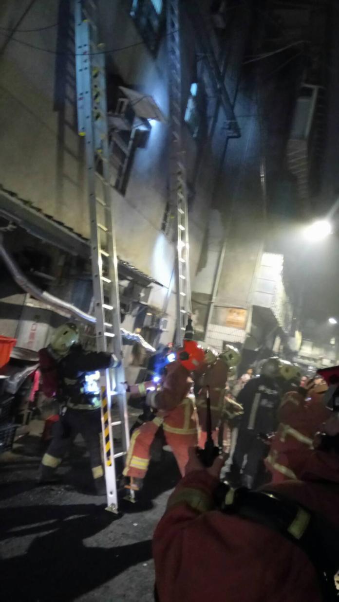 影/中和暗夜火警悲劇 9死、2傷