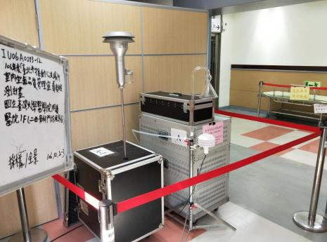 ▲臺大醫院為此次細菌濃度超標冠軍。(圖/台北市政府提供)