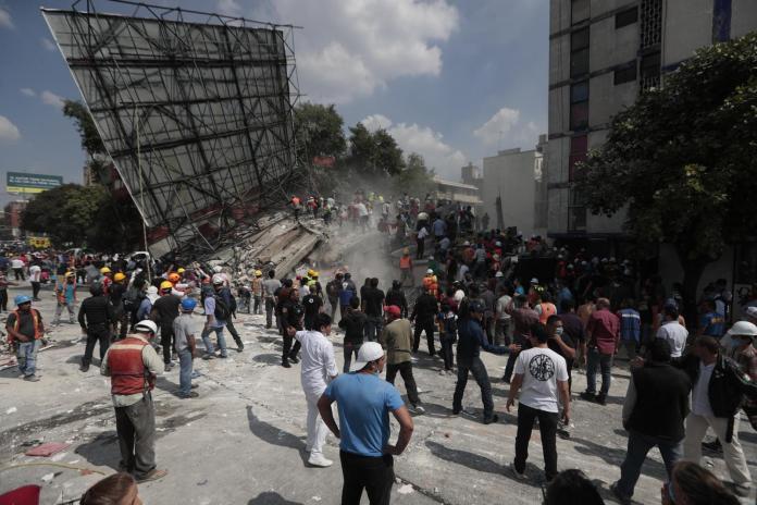 墨西哥強震逾200死 2<b>台僑</b>罹難3待救