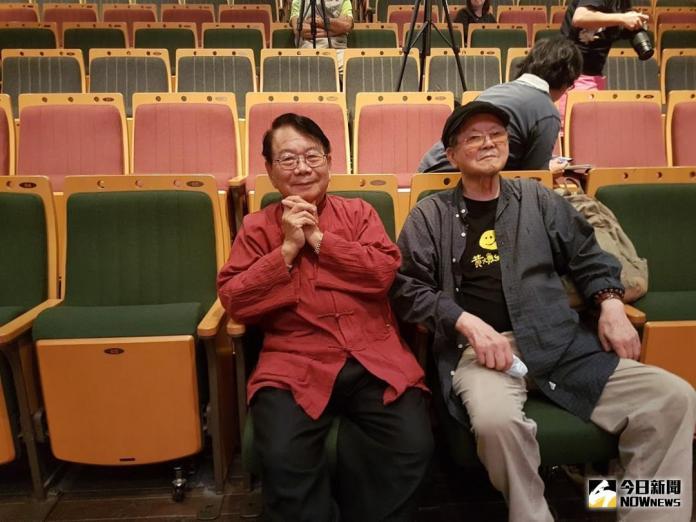 蘭陽戲劇團25周年慶 兩國寶大師相挺