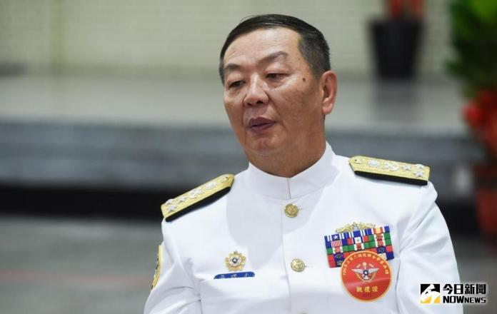 國軍高層異動 黃曙光接<b>參謀總長</b>、劉志斌接海軍司令