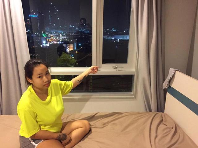 ▲20歲的女子娜孔通(Netchanok Nokyungtong),疑因不滿40歲的韓籍男友對她「射後不理」,竟然在日前獨自一人於公寓中產下一名男嬰後,狠心將其從17樓拋下。(圖/翻攝自太陽報 , 2017.11.08)