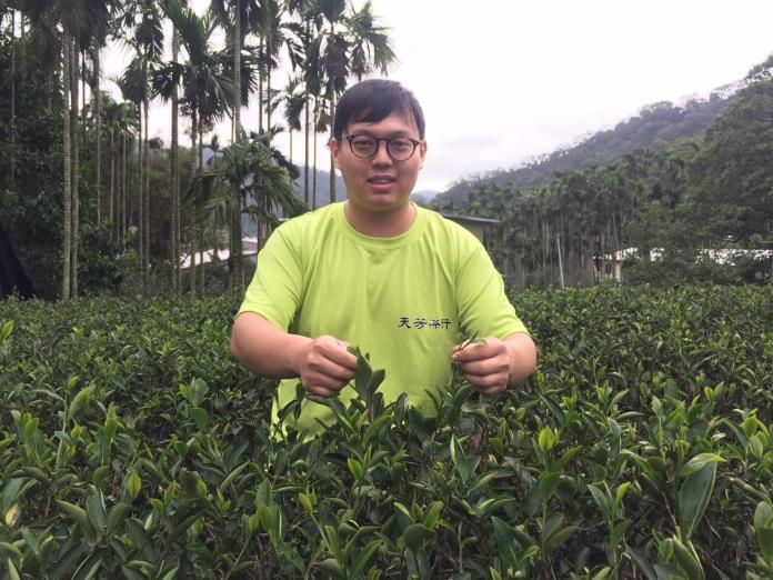 今日人物》80年次黃耀寬返鄉接棒 五代茶青讓茶永飄香
