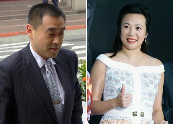涉嫌裝GPS<b>跟蹤</b>妻子 華南王子林知延獲判無罪