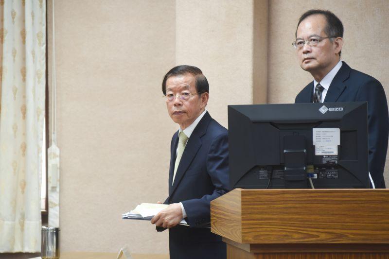 立院再排謝長廷5月24日報告 要求5月2日前返台隔離