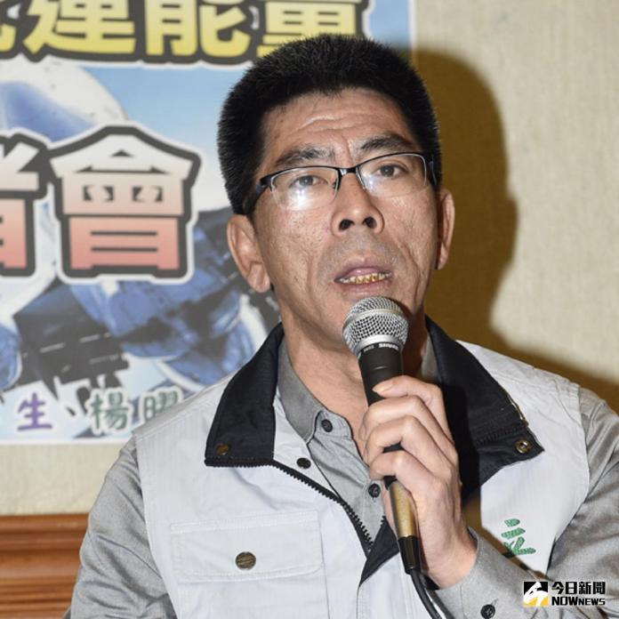 ▲立委楊曜要讓澎湖軍公教有感。(資料照/記者鄧至傑攝 , 2017.12 30)